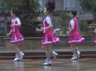 DJ最幸福的人杨丽萍原创广场舞
