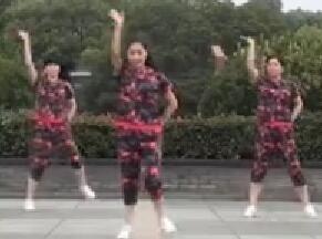 茉莉广场舞DJ《来吧姑娘》原创健身舞 歌手袁宇