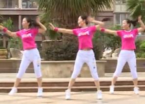 第一套丽萍美体健身操第二节