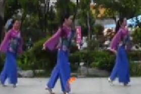 刘荣广场舞七一献礼《新浏阳河》