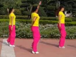 舞动旋律2007《红歌串烧-创意四连跳》