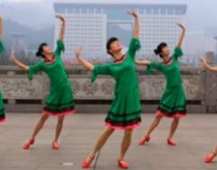 吉美广场舞《只要和你在一起》形体舞 附教