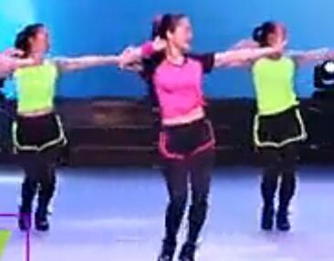 第一套杨丽萍美体健身操 三十分钟打造完美好身材