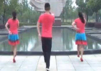 楠楠广场舞 冰水情歌 休闲民族风舞蹈