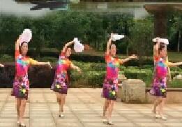 江西鄱阳春英广场舞[月下待杜鹃不来]舞曲及视频下载