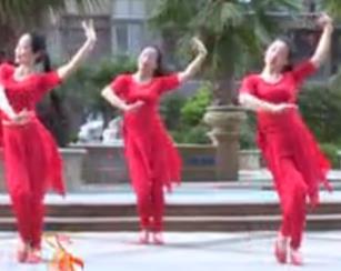 三生石上一滴泪 杨丽萍广场舞 古典舞