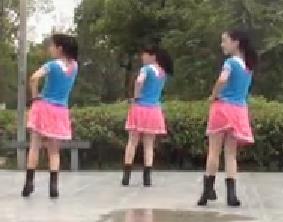 茉莉广场舞《想啊》 单人水兵舞简单