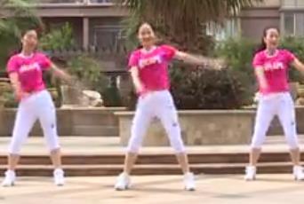 第一套丽萍美体健身操第三节 视频下载