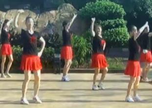 幸福天天广场舞 我们好好爱