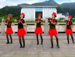 吉美广场舞原创《草原情缘》单人水兵舞
