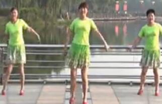 青儿广场舞《你是我的幸福》