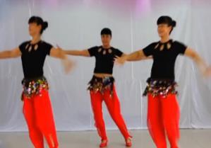 吉美广场舞《零度桑巴》印度舞