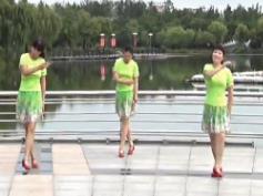 青儿广场舞 大众健身舞《别扯没用的》