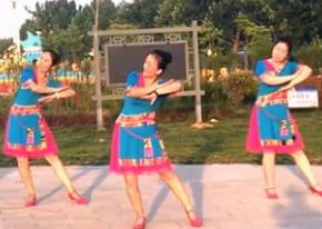 大名兰馨广场舞《幺妹多情》
