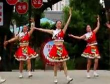 刘荣广场舞 你是我的佛 含背面动作分解教学