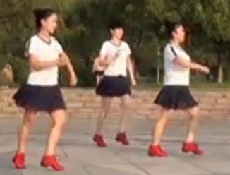 茉莉广场舞《爱是陪伴》视频下载