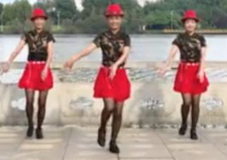 春英广场舞 我的香格里拉  视频和MP3舞曲下载