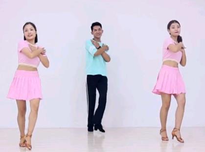广场舞 小宝贝 教学视频