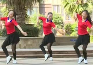 杨丽萍广场舞 你是我的佛 含背面动作分解教学