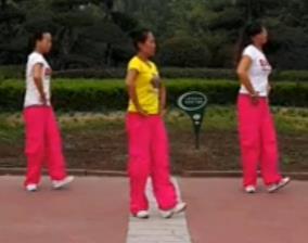 舞动旋律2007健身队《草原情缘》原创