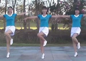 有位好姑娘 王爱华 七夕献舞 动动广场舞