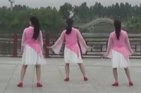 立华广场舞队广场舞 相逢是首歌 正背表演与动作分解