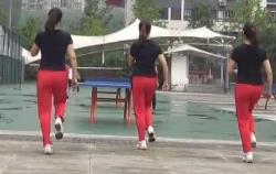 重庆叶子广场原创步子舞 男人女人步容易