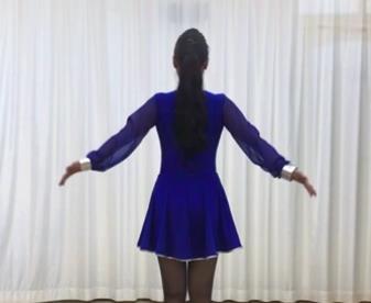 格格广场舞 最美草原 动作分解