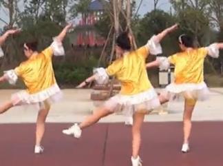 美久广场舞《远走高飞》流行时尚舞蹈附导师教学