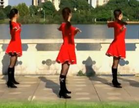 春英广场舞 最美的远方 含背面分解教学