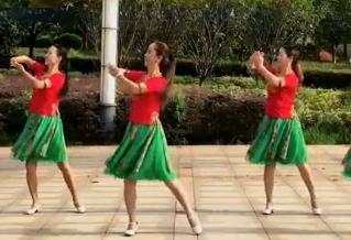 春英广场舞 我和我的祖国 国庆献礼含教学