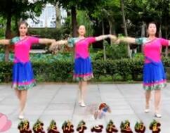 刘荣广场舞 分手你是为了她吗  动作分解教学