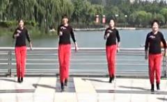 青儿广场舞 自由式鬼步舞《爱情的力量》唐薇樊少华