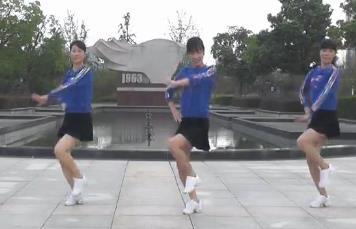 动动广场舞《草原中国心》