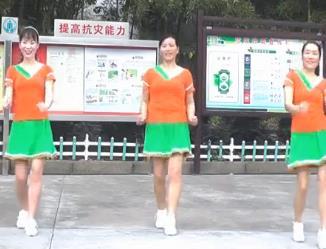 动动广场舞《请你到平南来做客》 民族风健身舞 覃