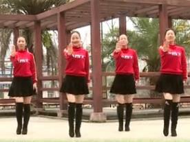 杨丽萍广场舞 想起妈妈泪如雨 原创韵律入门舞蹈