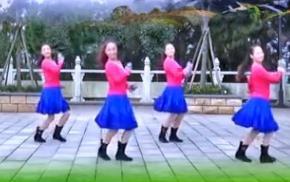 2018春英广场舞【祝福歌】