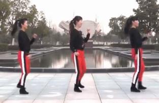 動動廣場舞《一晃就老了》DJ入門步子舞原創