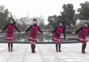 動動廣場舞《烏氈帽情緣》 三步踩視頻和舞曲下載