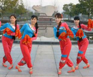 《紅紅大中國》動動廣場舞
