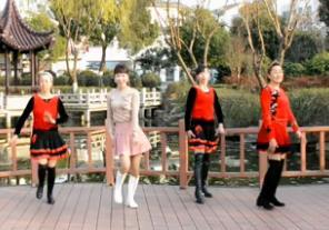 動動廣場舞《擁抱你離去》DJ32步原創健身舞