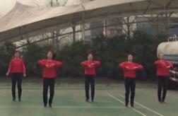 重庆叶子广场舞《你说女人容易吗》原创健身操附教学