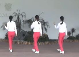 動動廣場舞《滿江紅》 入門步子舞含教學