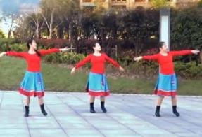 苏州盛泽雨夜广场舞 蓝色天梦 MP3