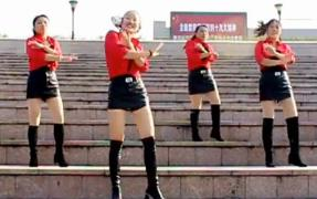 《派头十足》凤凰香香广场舞