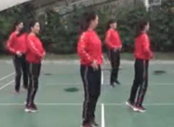《C哩C哩》重庆叶子广场舞