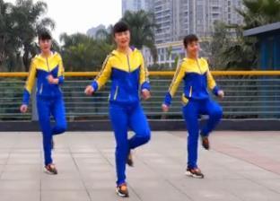 吉美广场舞《次仁和桑珠的爱》原创鬼步舞 附教学