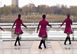 青兒廣場舞《戒不掉的習慣》原創大眾健身舞