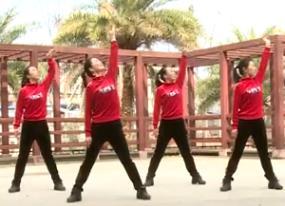 【我亲爱的爸妈】杨丽萍广场舞拉伸形体舞