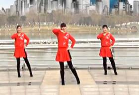 青兒廣場舞《我是剩女》原創全民健身舞 演唱王可兒